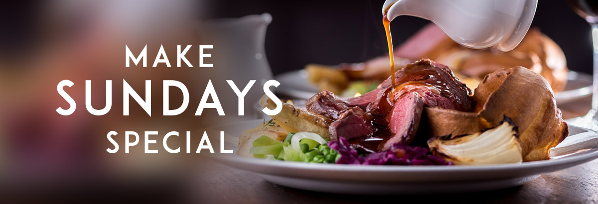 Special Sundays at The Devonshire Arms
