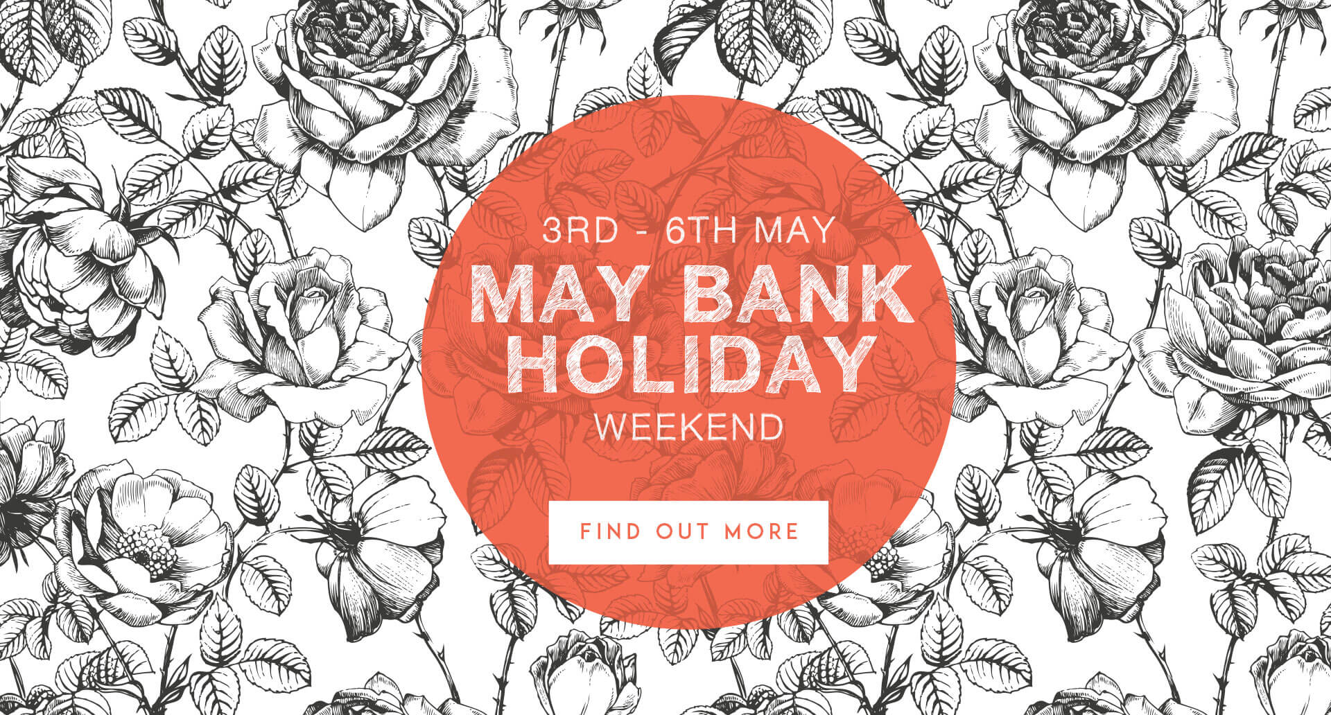 May Bank Holiday at The Devonshire Arms