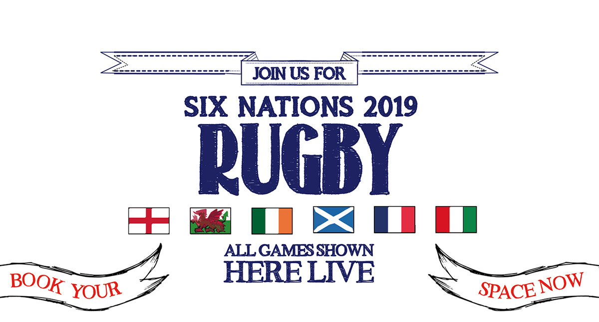 Watch the 6 Nations at The Devonshire Arms in London